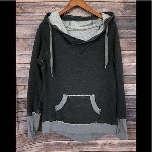 Lululemon gray pullover hoodie sweatshirt